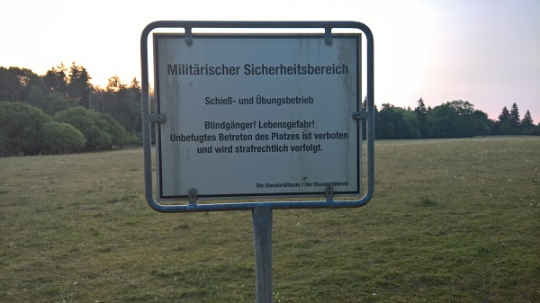 militaerbereich